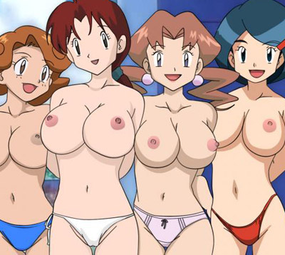 pokemon misty sex