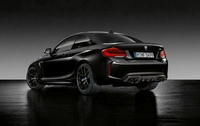 BMW M2 Coupe Edition Black Shadow : 2018 | Cartype