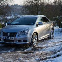 Suzuki Kizashi Review – The alternative choice