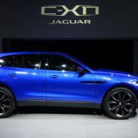 Jaguar C-X17 SUV Crossover Concept - Frankfurt 2013