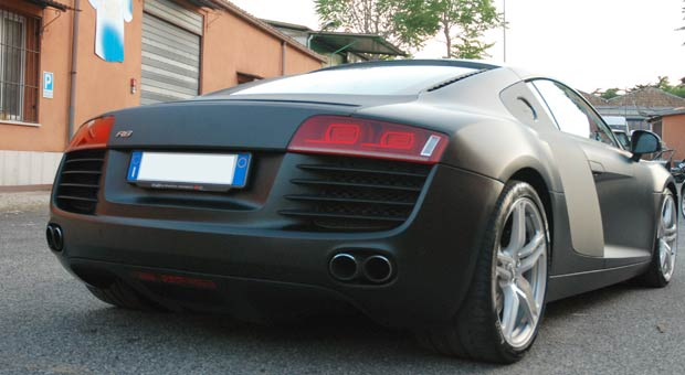wrapping audi r8 by mp4 05