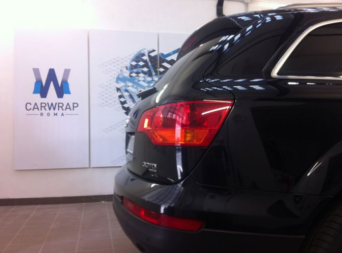wrapping Q7 01