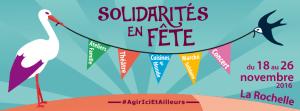 Solidarités en Fête - #AgirIciEtAilleurs - @ La Rochelle | Aquitaine-Limousin-Poitou-Charentes | France