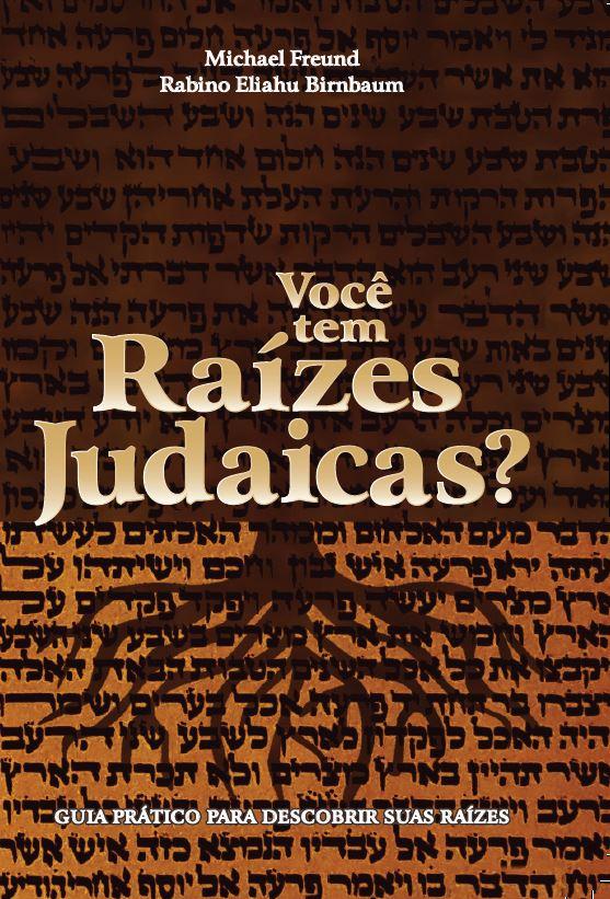 El libro ¿Tiene ustes raíces judías? – en Portugués