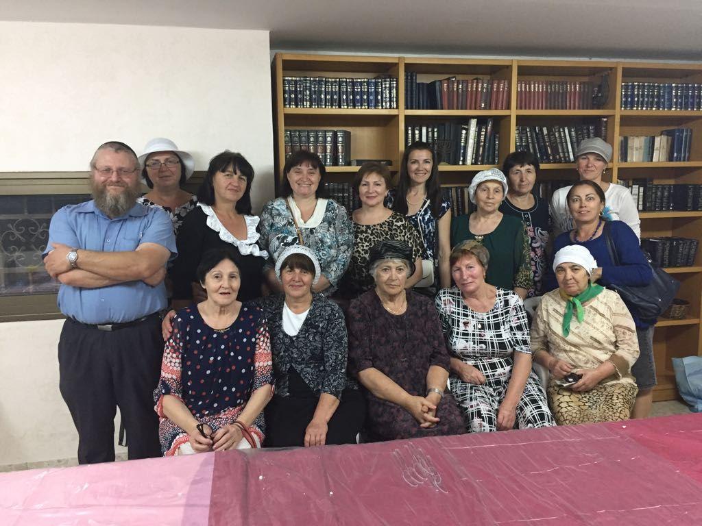 Las comunidades de Shavei alrededor del mundo celebran Shavuot