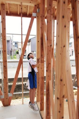 職場体験 建築 設計事務所 新築 医院 福井 スタジオ・カーサ