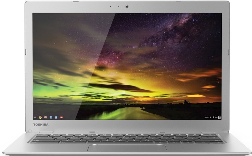 My Thoughts on the Chromebook