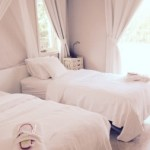 White Suite - Twin Beds