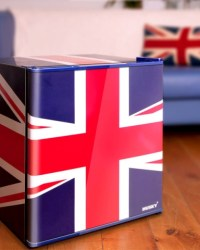 union jack drinks refrigerator mini fridge The Hosts Guide to Throwing a Summer Olympics Party