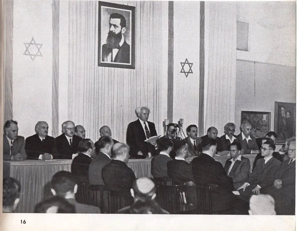 Quem começou a Guerra da Independência do Estado de Israel, em 1948?