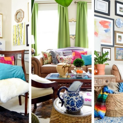 My Home Style Blog Hop: Before and After Edition