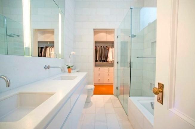 Cambiar Baño Por Vestidor:Opciones originales para baño en el dormitorio moderno