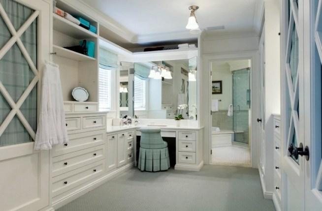 Cambiar Baño Por Vestidor:Dormitorios con vestidor y baño 50 opciones de diseño