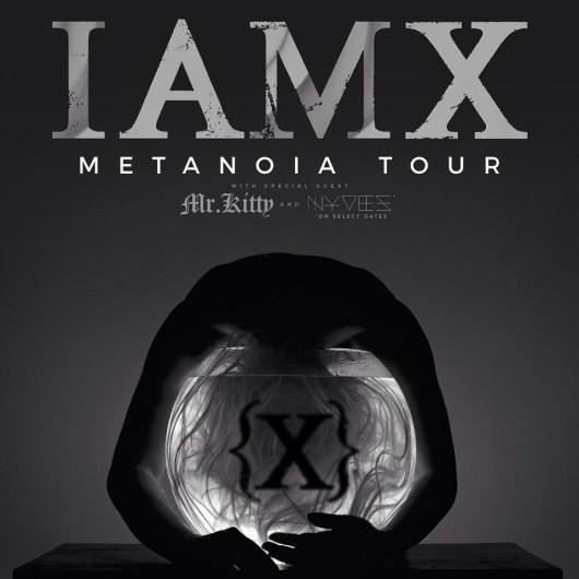 IAMX Mr Kitty Tour