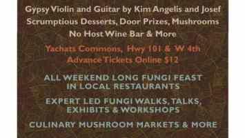 16th Annual Yachats Mushroom Fest