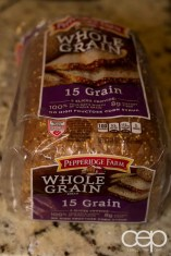 Pepperidge Farms Whole Grain 15-Grain Bread