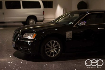 The ride we got home from The Cosmopolitan of Las Vegas Hotel & Casino via Las Vegas Limousines