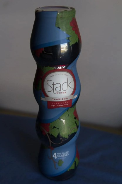 BiSC and Las Vegas 2013 — Sponsors — Stack Wines