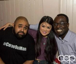 #ReGiftTO — Justin, Adeline and Casey