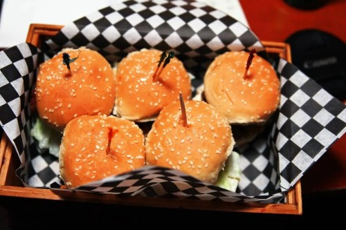 #100HappyDays — Day 11 — Sliders @ The Two Bite Saloon