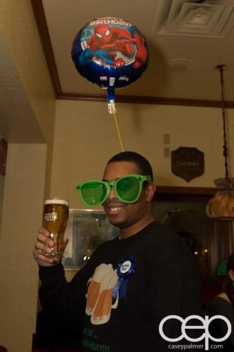 Marcel's 28th Birthday — Pauper's Pub — Marcel
