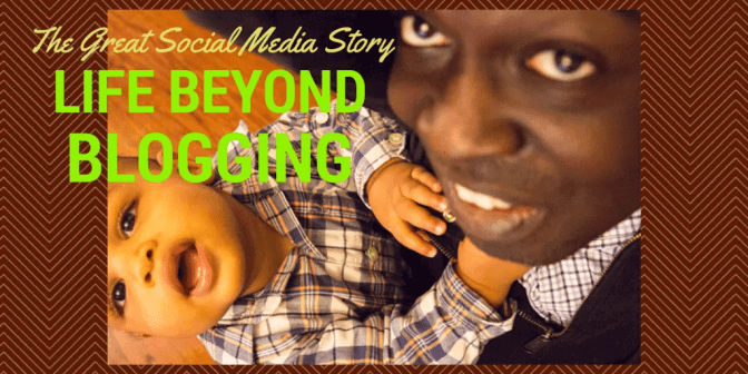 The Great Social Media Story- Life Beyond Blogging (Banner)