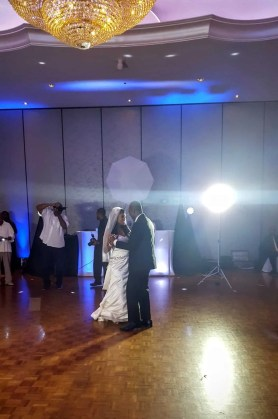 The Week That Was... October 18th - 24th — Adrian and Denise's Wedding — The First Dance