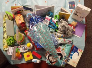 The Week That Was... October 18th - 24th — Sarah and Casey's Second Baby Shower — All the Presents