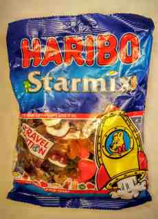 The Week That Was... December 27th, 2015 - January 2nd, 2016 — Haribo Starmix from Europe