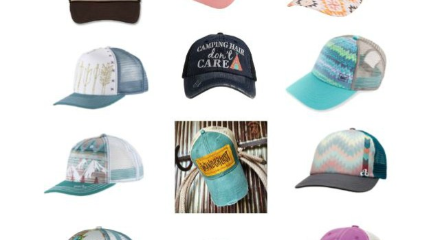 Trucker Hats for Summer