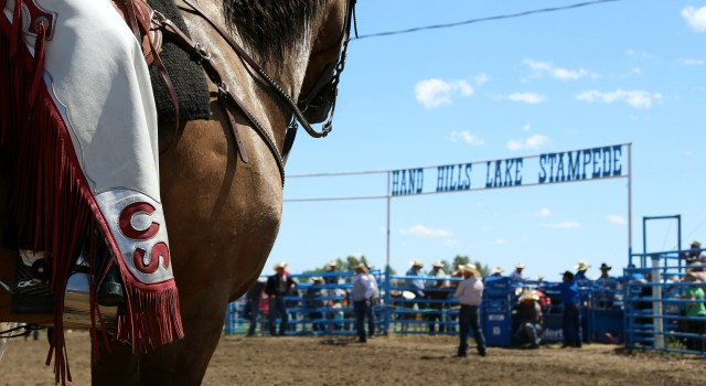 Hand Hills Rodeo