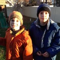 Boys Winter Hats
