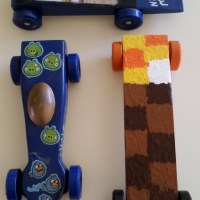 Pinewood Derby Days