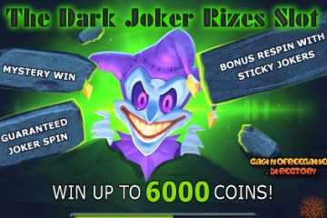 The Dark Joker Rizes - Rizk Casino