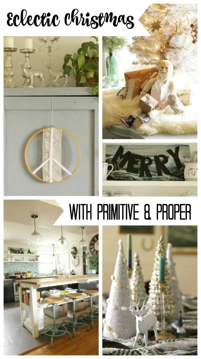 Eclectic Christmas Primitive & Proper