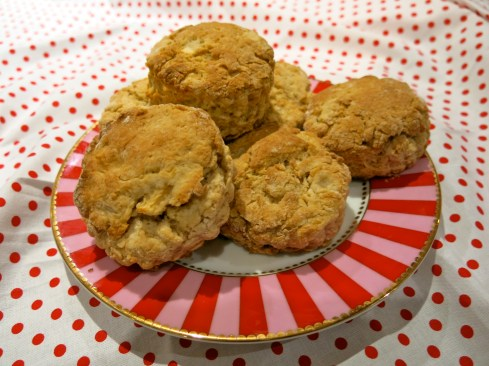 apple scones by lucylovesya