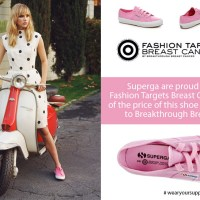 Tuesday Shoesday - Fashion Targets Breast Cancer