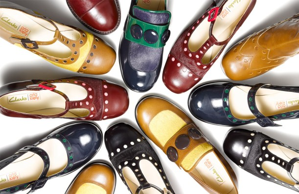 orla kiely clarks autumn winter 2014