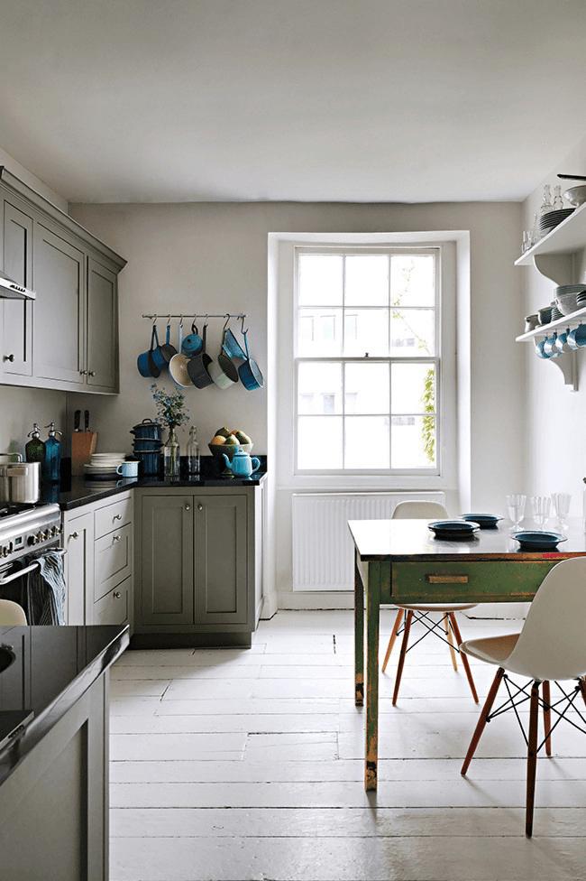 Interior Inspiration For A Georgian Home Modern Greys
