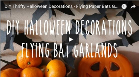diy-video-thrifty-halloween-decorations-flying-paper-bats-project