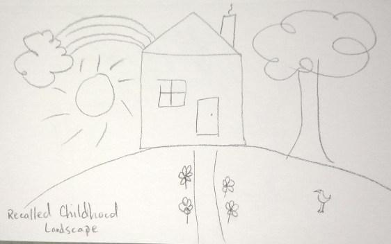 Recalled Childhood Landscape