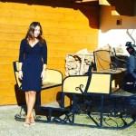 Das kleine Schwarze schwarzes Kleid Fashionblog Outfit Mode