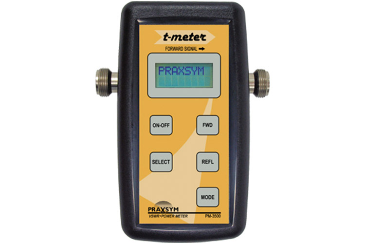 Praxsym t-meter PM-3500 (2.4, 3.5, 5.3, 5.4 and 5.8GHz)
