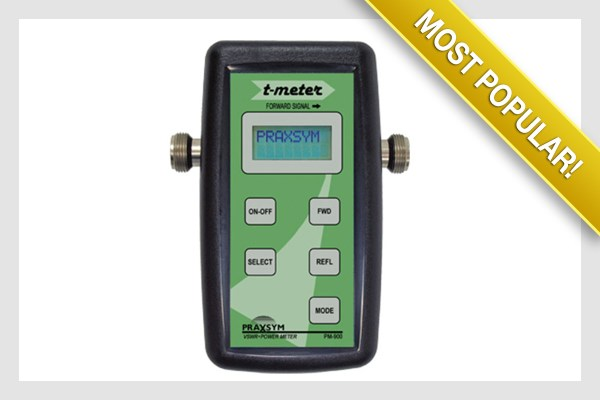 Praxsym t-meter PM-900 (900 MHz, 2.4, 5.3, 5.4 and 5.8GHz)