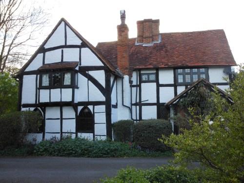 Medium Of Old Farm House