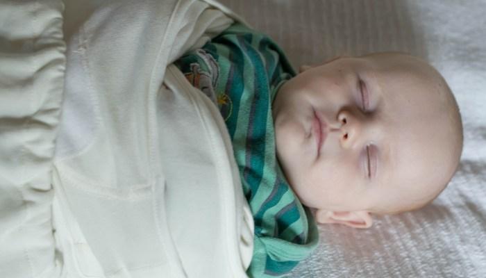 5 Baby Sleep Tips