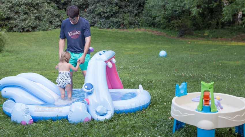 Backyard Water Fun