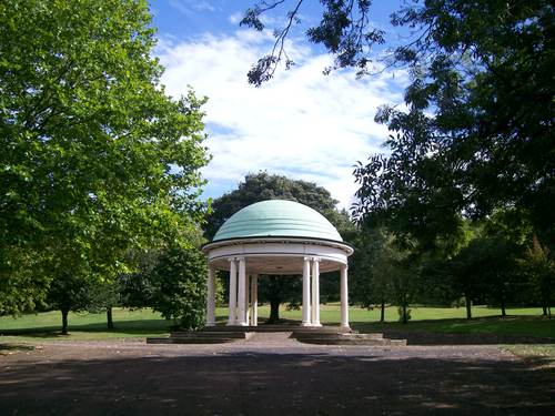 Clifton Park Bandstand