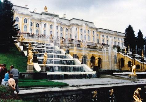 Peterhof 1987