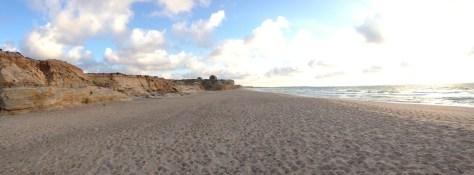 Beach by the Praia D'El Rey Marriott Golf & Beach Resort in Óbidos, Portugal